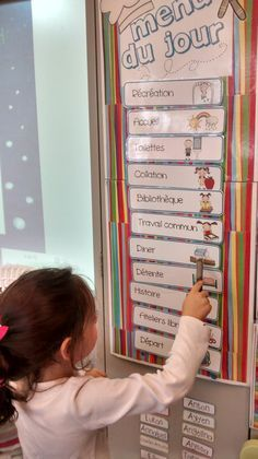 La maternelle de Francesca: Le déroulement d'une journée chez les oiseaux!