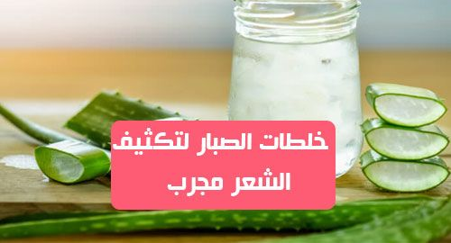 خلطات الصبار لتكثيف الشعريعتبر الصبار علاجا رائعا وسهل الاستخدام يجمع الصبار عددا كبيرا من الأحماض الأمينية والإنزيمات المحللة للب Cucumber Condiments Pickles