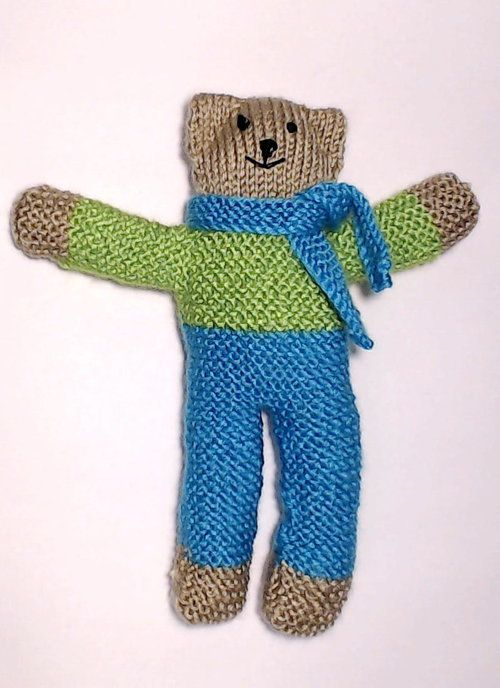 Charity Bear Made In The Uk For Yarndale Co Uk Crochet Bear Projects Creative