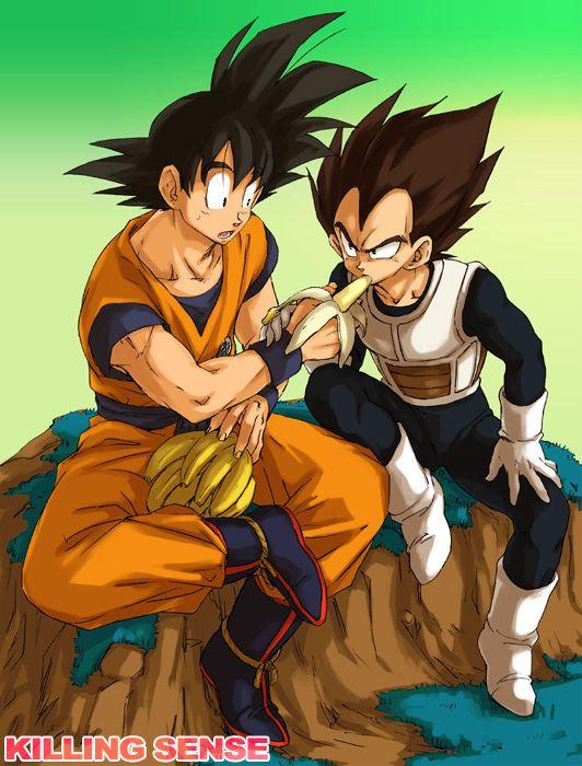 Could Goku xxx Gohan tits