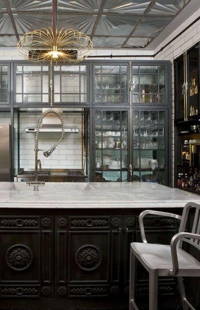 Dispaly CabinetsSouth Shore Decorating Blog