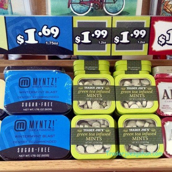 Trader Joe's Mints