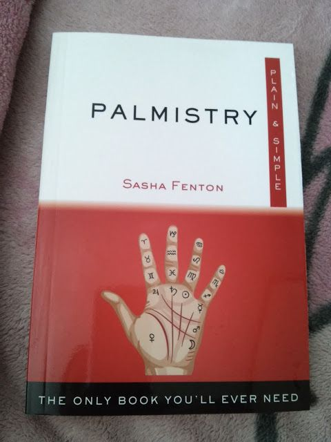 Test + Try =Results : Palmistry, Plain & Simple by Sasha Fenton