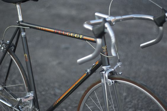 1984 Peugeot PH11 bicycle