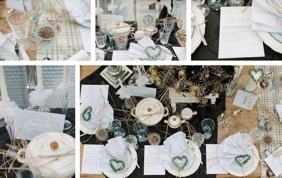 Gold, Grün und Prunk: Hochzeitsinspiration im cleanen Look   Hochzeitsblog marryMAG  Der Hochzeitsblog