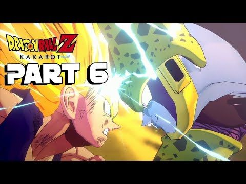 Dragon Ball Z Kakarot Gameplay Part 6 Android Saga India Youtube In 2020 Dragon Ball Dragon Ball Z Kakarot