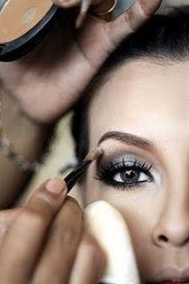 sexy, smokey eyes