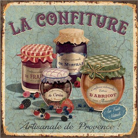 Pinterest le catalogue d 39 id es for Affiche cuisine retro