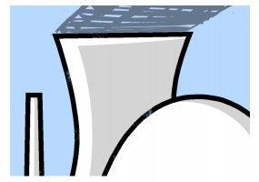 Thilo Rothacker: Atomausstieg | Atomausstieg. Veröffentlicht in der Weltwoche Zürich. | Format: DIN A3, ohne Rahmen | Auflage: 25 Stück, signiert | erhältlich bei www.kultstuecke.com