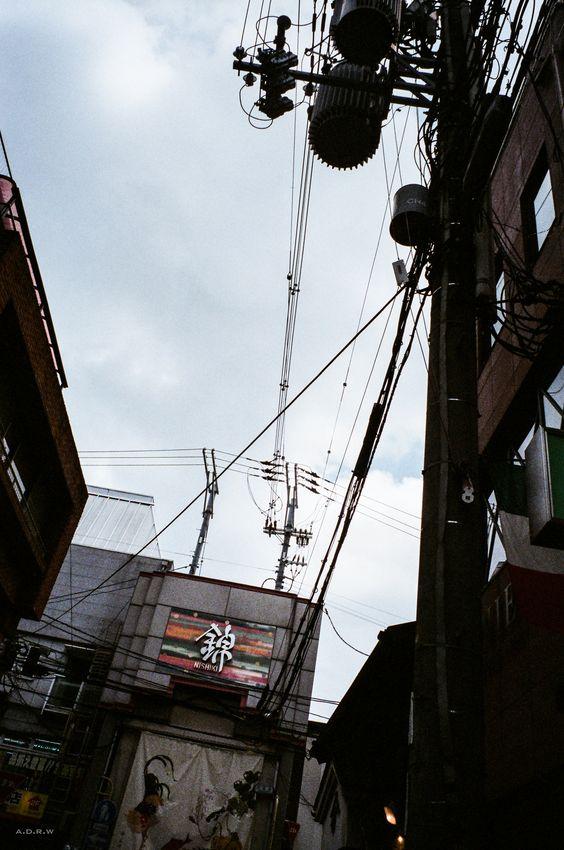https://flic.kr/p/z4pyqq | Market place Nishiki | Camera: Fujifilm Klasse w Film:Fujifilm Superia Venus 800 @iso 800