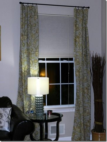 How do you Curtains Hang?