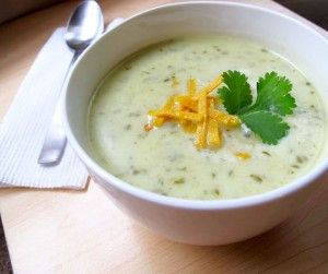 Cream of Celery and Cilantro Soup Recipe from Whisked Foodie | Whisk up something delicious.