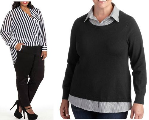 Plus-Size Career Essentials 2fer Sweater Top & Slash-Pocket Trousers Just $8 Each!! - http://www.rakinginthesavings.com/plus-size-career-essentials-2fer-sweater-top-slash-pocket-trousers-just-8-each/