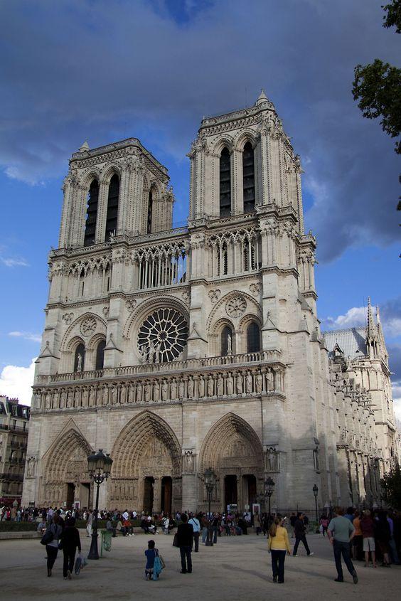 Notre Dame, Paris | France (by cjb 2010)