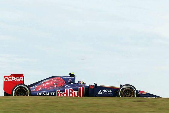 """Daniil Kvyat: """"podemos luchar por los puntos incluso con salidas difíciles"""""""