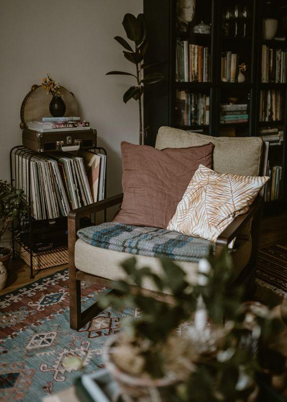 Cool Bohemian  Interior Abode