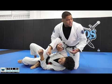 Kimura Attack From Side Control With The Option To Arm Bar Andre Galvao Youtube Jiu Jitsu Techniques Andre Galvao Jiu Jitsu