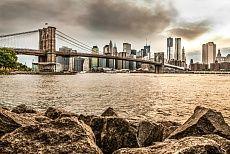 Manhattan Bridge #Sailing #NewYork