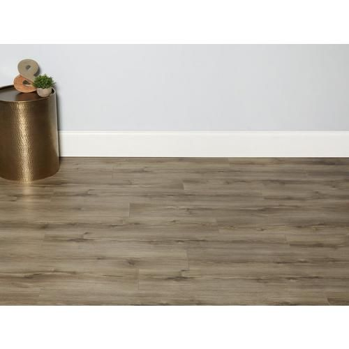 Nevada Rigid Core Luxury Vinyl Plank Cork Back 6 5mm