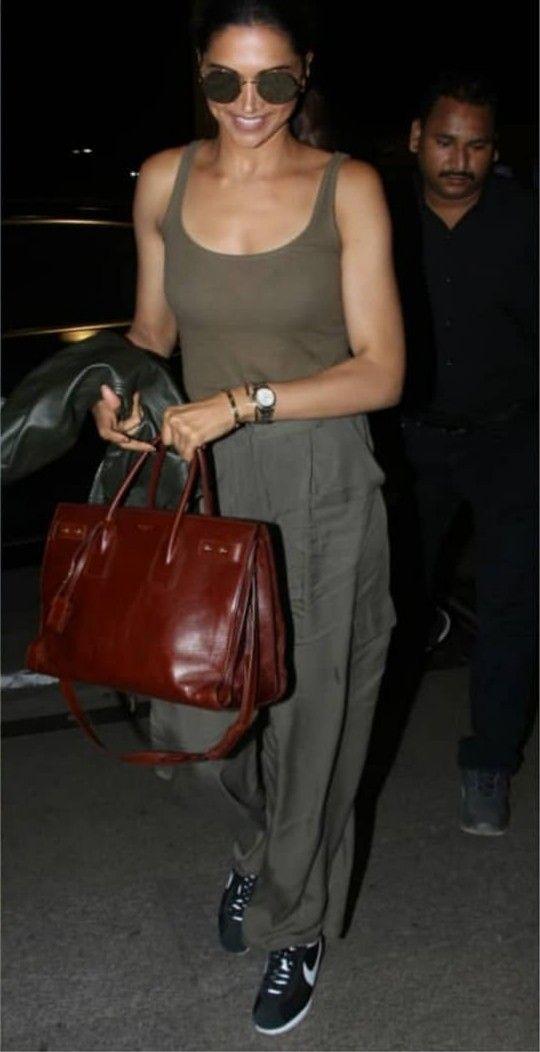 Kangana In Kashmir Box Gucci Backpack Celebrity Fashion Indian Style Celebrity Style Fashion Indian Celebrity Fashi Bollywood Fashion Fashion Indian Wear