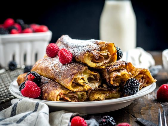 Monte Cristo Crepes Recipe | Serious Eats