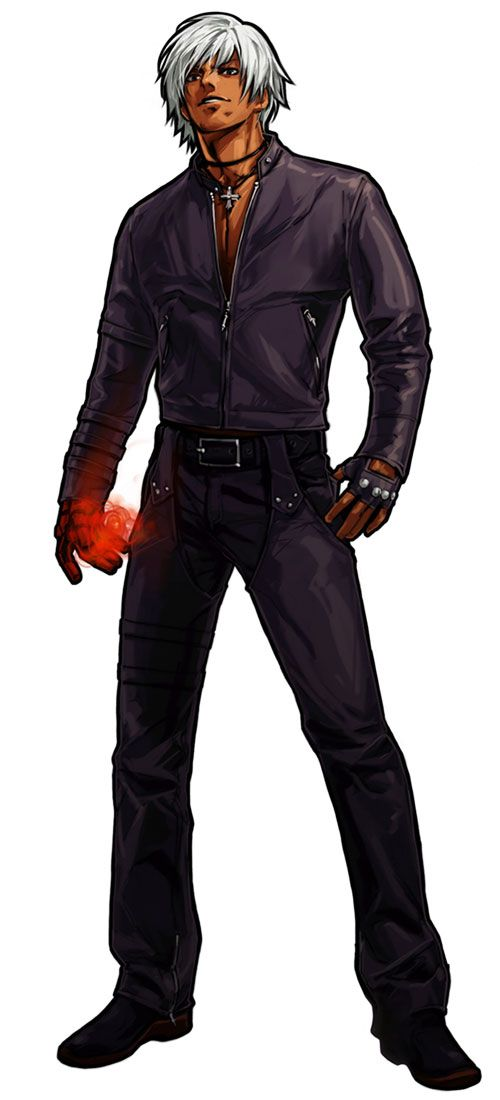 K 39 the king of fighters xi art references inspirations pinterest galleries king of - King of fighters characters pictures ...