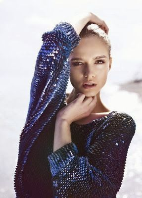 Shine Bright New Years Eve Inspiration #sequin #glamour