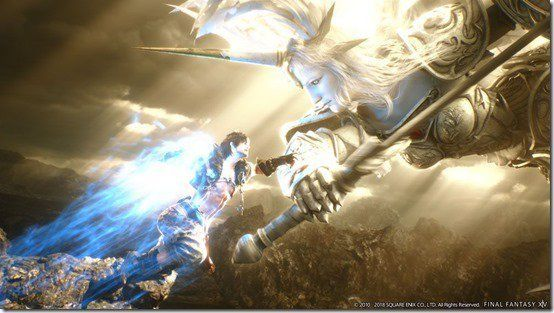 Free Final Fantasy Xiv Login Campaign Lets Inactive Players Return