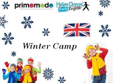 Winter English Camp - Mini camp vacanze in inglese a Bergamo, per bambini da 3 a 7 anni. Bilinguismo, attenzione al bambino, attività divertenti e stimolanti e tanto divertimento! http://www.primomodo.com/campo-invernale.html
