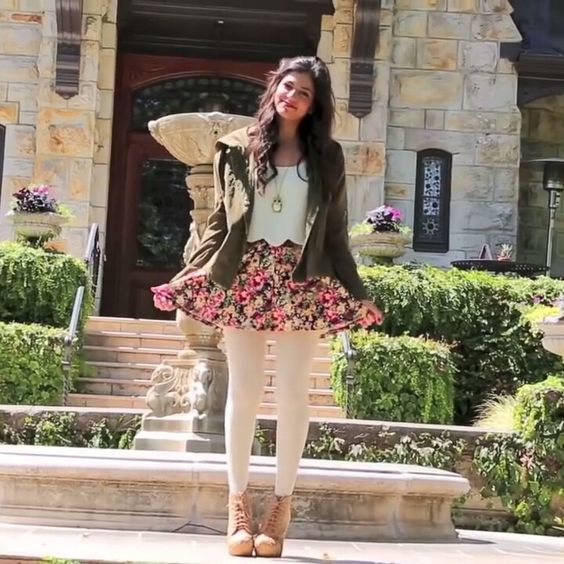 Bethany Mota cute fancy fall outfit <3  #MustHave