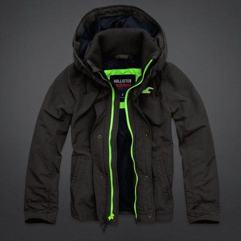 Hollister All Weather Jacket Herren