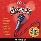 Disney's Karaoke Series - Disney Karaoke Volume 2, Grey