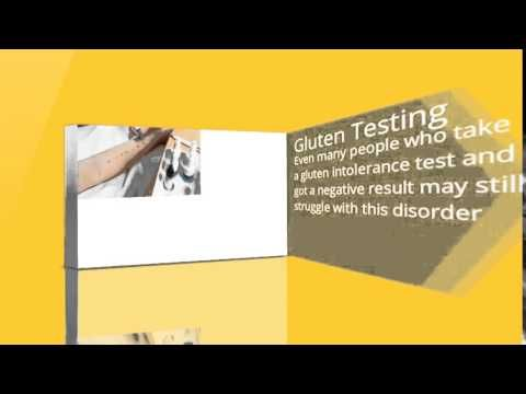 Gluten sensitivity explained in less than 5 minutes...