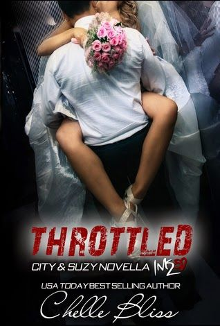 Secret Book Madness: Throttled (Men of Inked #3)[SBM Review]