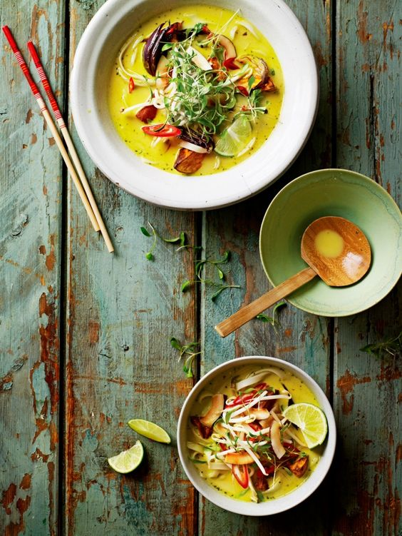 Homemade Chinese takeaway classics - Jamie Oliver