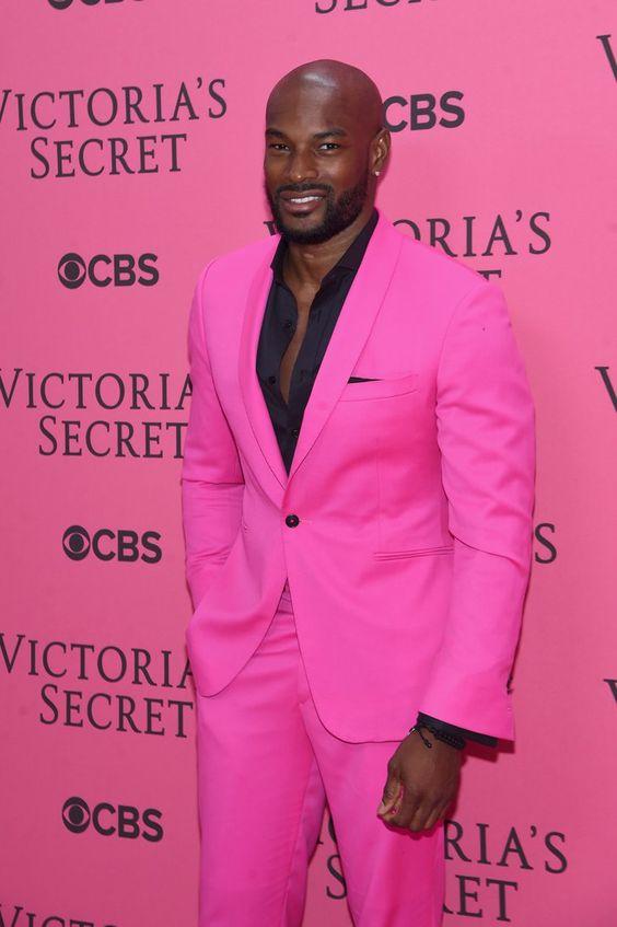 Pin for Later: Victoria's Secret a Organisé L'afterparty la Plus Sexy de L'année Tyson Beckford