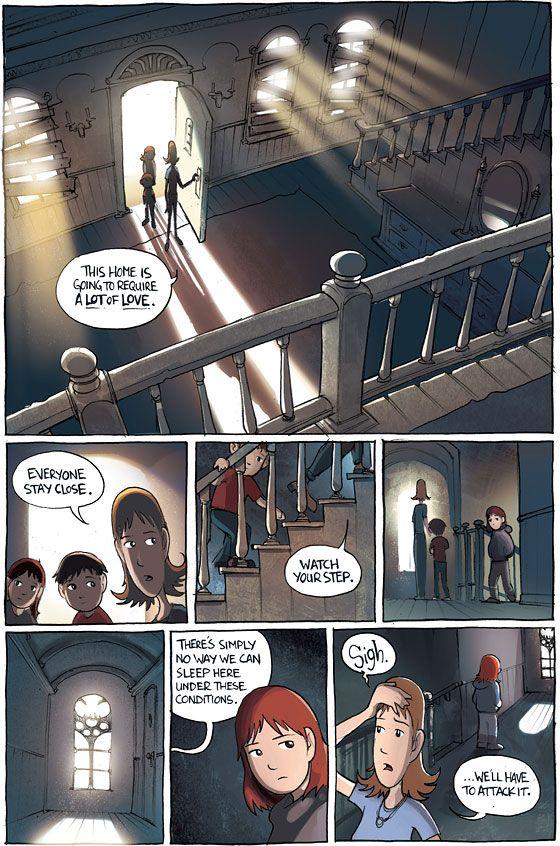 Amulet Graphic Novel Amulet Comics