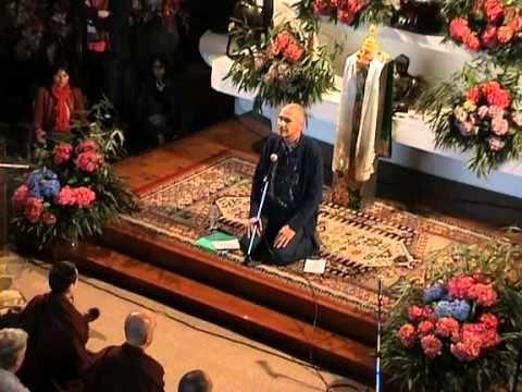 Conférence donnée le 5 mai 2012 à l'occasion de la Fête du Bouddhisme et du Vesak organisés par l'Union Bouddhiste de France à la Grande Pagode du bois de Vi...