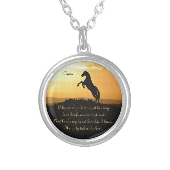 Necklace My horse My Healer