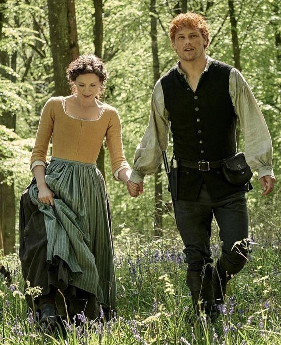 La historia de Jamie y Claire............ spoilers 3b8cae8652666348e4a02e5d7b46362a