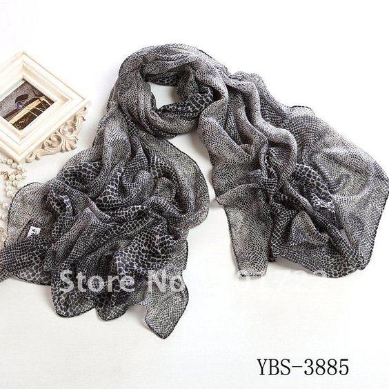 FREE SHIPMENT,Fashion cotton shawls,fashion lady's scarf,head wear,crocodile strip printing,in beige color,big size $6.99