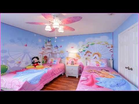 21++ Chambre de princesse disney inspirations