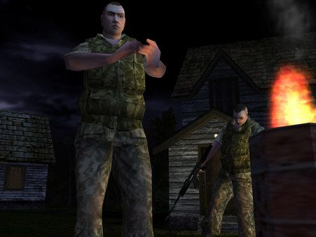 Ghost Recon Desert Siege Screenshot
