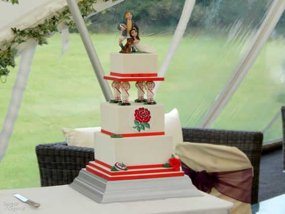 Wedding Gift Ideas Rugby : and more rugby cake rugby player rugby wedding cake gifts rugby themed ...