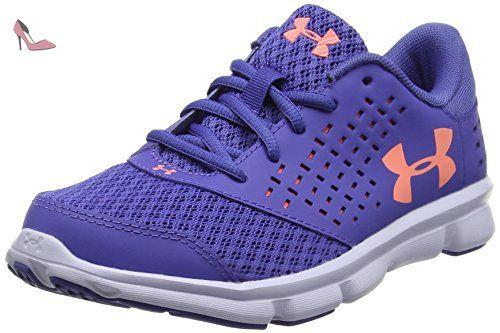 UA Micro G Assert 6 Chaussures de Running Homme Gris (Steel - 45 EUUnder Armour x74WN