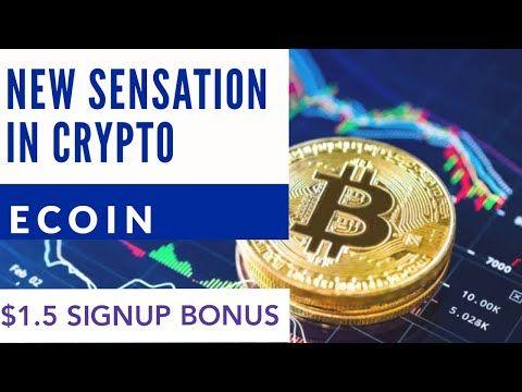ecoin bitcoin demografinis bitcoin