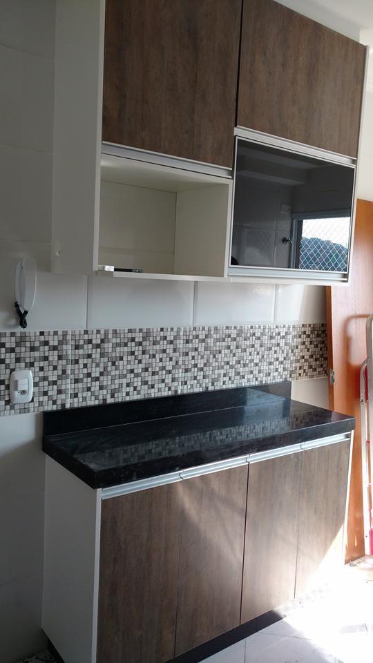 Cozinha Acabamento Interno E Tamponamento Branco Tx Portas