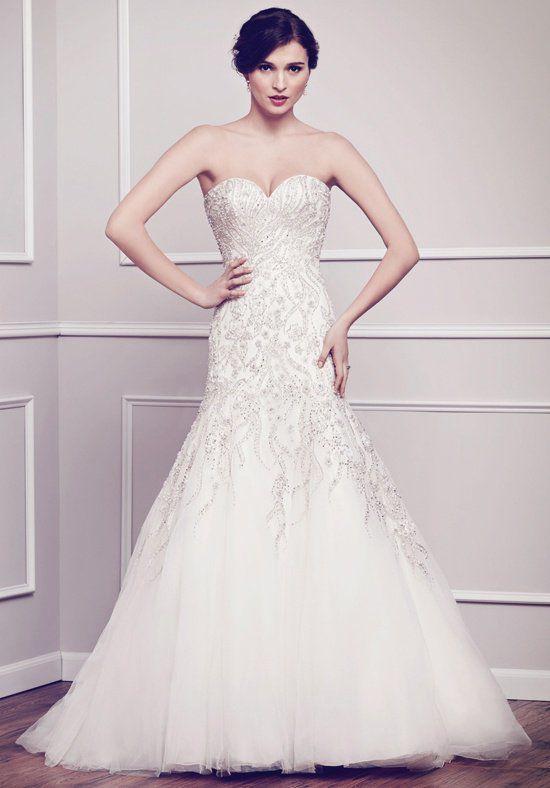 Kenneth Winston 1571 Mermaid Wedding Dress