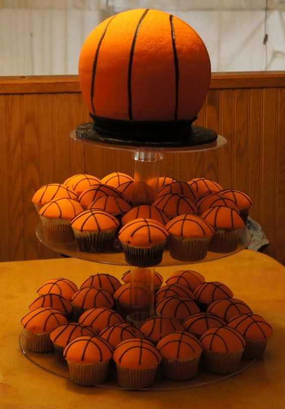 6th year old basketball party | CatchMyParty.com:
