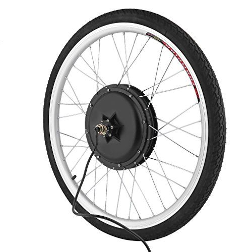 Genuine Store 26 Inch Rear Wheel 36v 500w Electric Bicycle Ebike